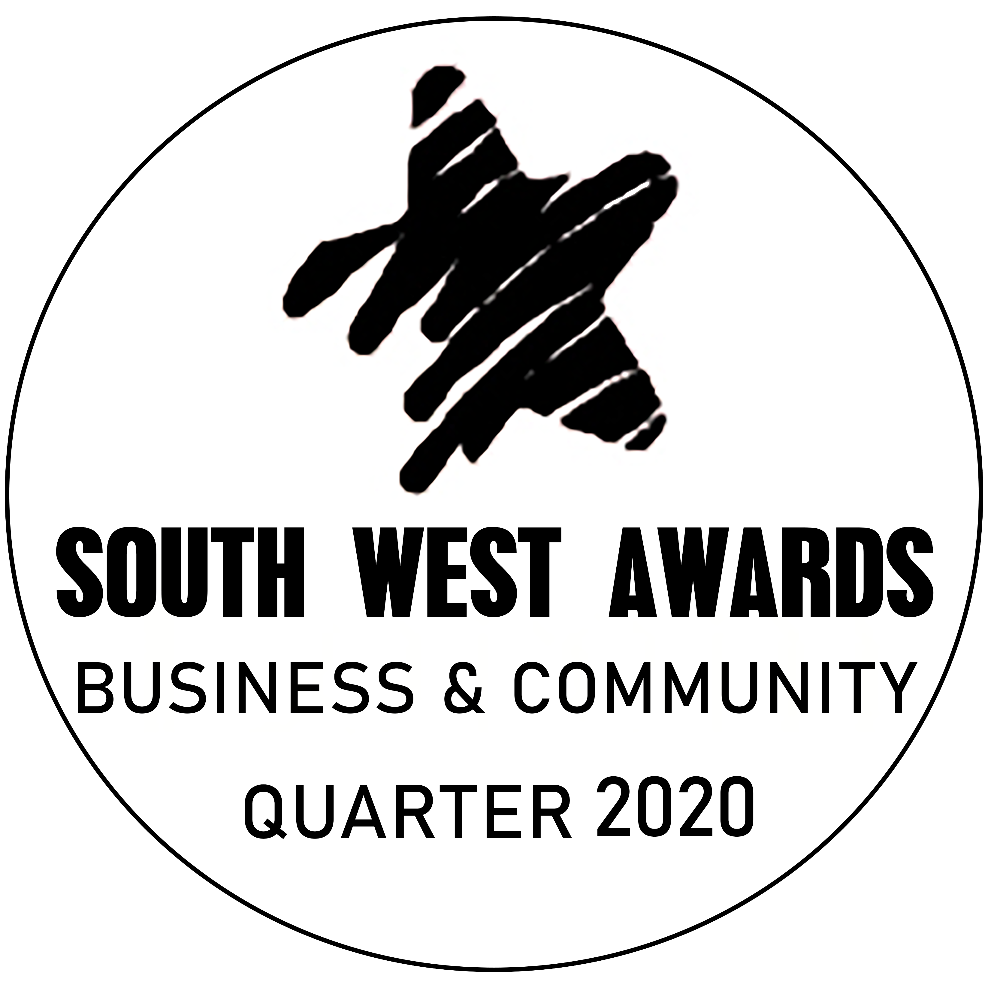 South West Business & Community Awards Shortlisted 2020